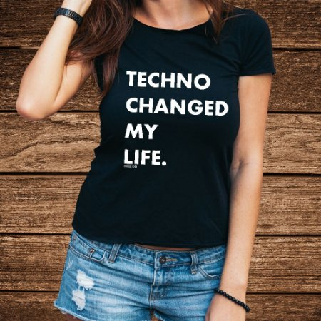 Baby Long Techno Changed my Life - Rave ON