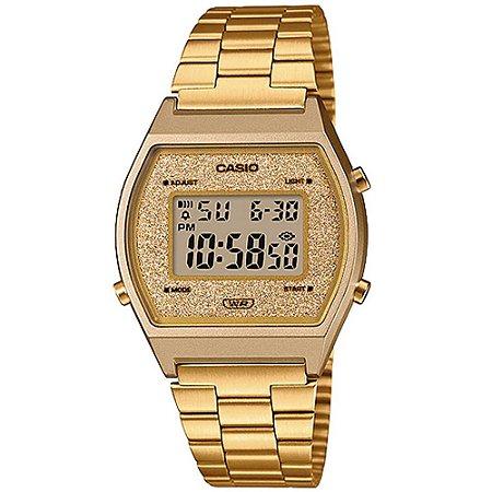 Relógio Casio Gliter Vintage B640WGG-9DF
