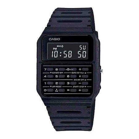 Relógio Casio Calculadora CA-53WF-1BDF