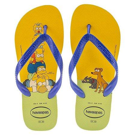 Chinelo Simpsons Havaianas