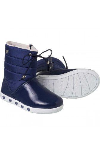 Tênis Infantil Pampili Sneaker Luz Marinho