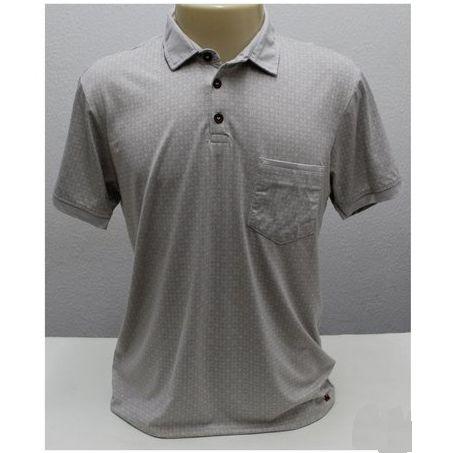 Camiseta Fit Polo Ezutus 19447