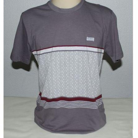 Camiseta Jacquard Slim Fit Nicoboco 23.338