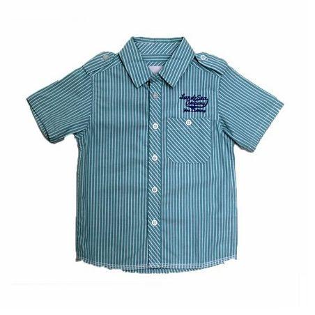 Camisa Tricolini Listrada Bordado Milon 4962