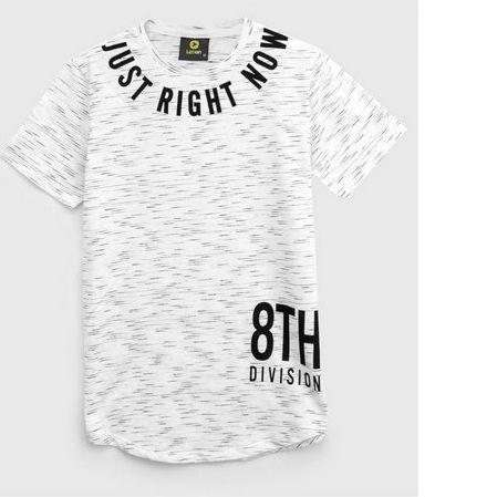 Camiseta Estampada Manga Curta Lemon 80980