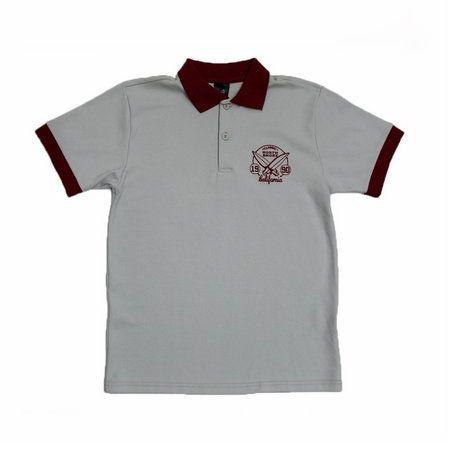 Camiseta Pólo Manga Curta Estampada Elian Beats 26260