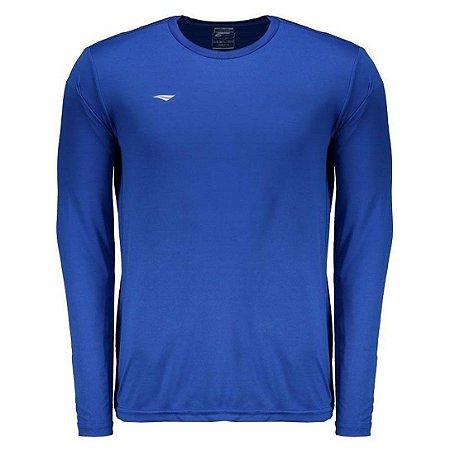 Camisa Penalty Matís Manga Longa Juvenil - Azul Royal 3105856003