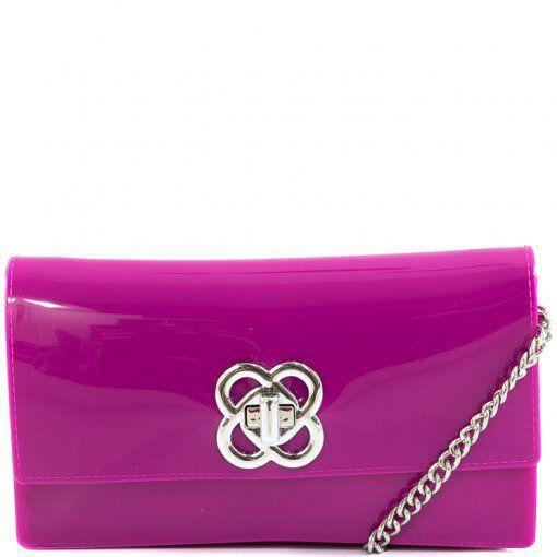 Bolsa Petite Jolie Long Wallet Pink Pitaya PJ4996