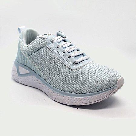 Tênis Conforto Feminino Ultrasoft ComfortFlex - Azul