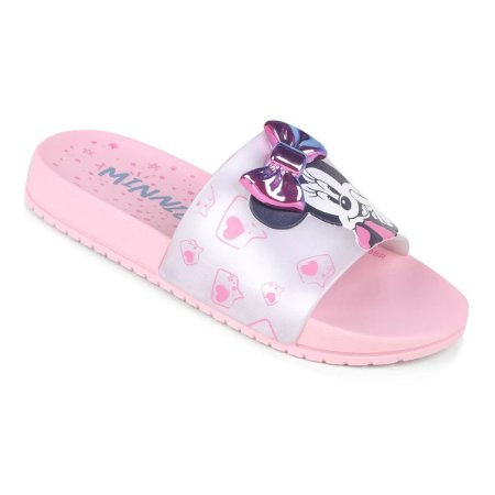 Chinelo Infantil Slide Minnie Fashion Fun Grendene Kids