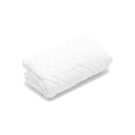 Toalha de Banho Unique Alef Branco Santista 100% Algodão- 70cmx1,40m