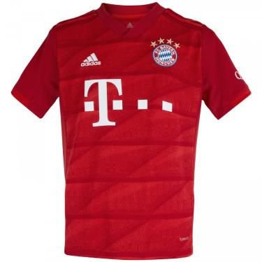 Camisa Bayern de Munique 20/21