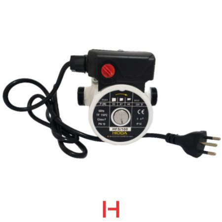 Circuladora de água HFS 100W - FERRO 220V