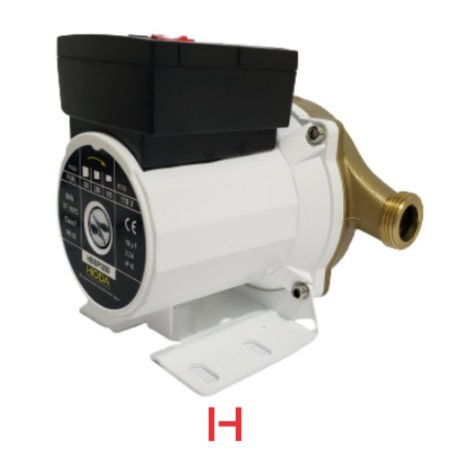 Bomba e Circuladora  de água HBSP 350W BRONZE 110V e 220V