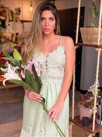 Vestido Vicky Verde