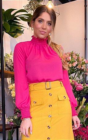 Camisa Aurora Pink