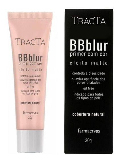 BB BLUR PRIMER COM COR TRACTA EFEITO MATTE - COR MÉDIO