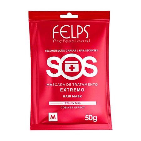 MÁSCARA DE TRATAMENTO EXTREMO SOS FELPS