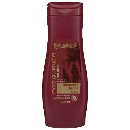 SHAMPOO PÓS QUÍMICA 300ML BOTHÂNICO HAIR