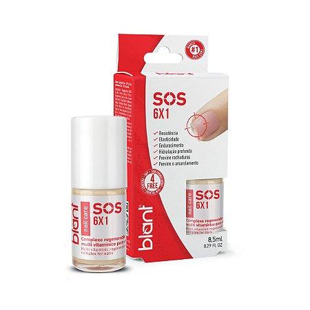 BASE SOS 6X1 BLANT