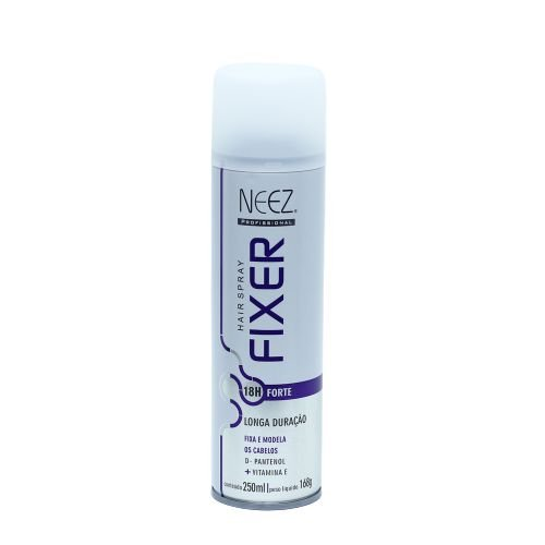 HAIR SPRAY FIXA FORTE 250ML NEEZ
