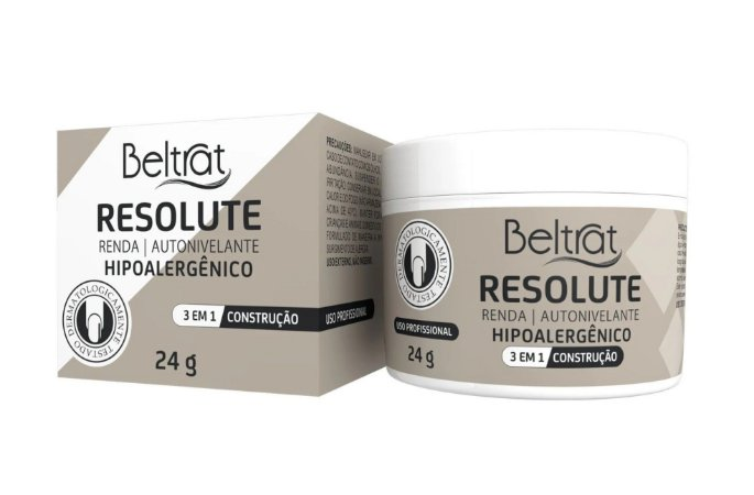 GEL RESOLUTE RENDA 24G BELTRAT