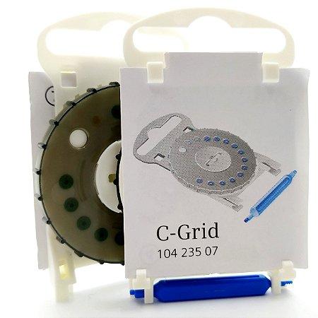 Protetor de cera C-grid