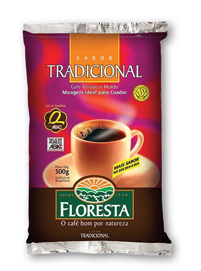 Café Floresta Tradicional 500g