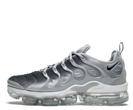 TÊNIS NIKE AIR VAPORMAX PLUS - PRATA