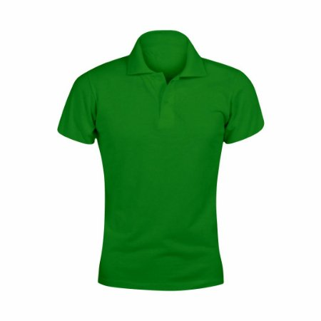 Baby Look Polo Verde