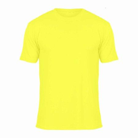 Camisa Amarela c/ Bordado no Peito