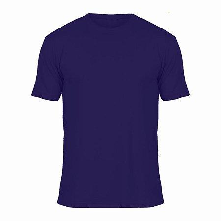 Camisa Azul Marinho c/ Bordado no Peito