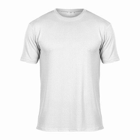 Camisa Branca c/ Bordado no Peito