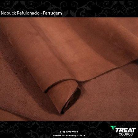 Nubuck Refulonado Ferrugem