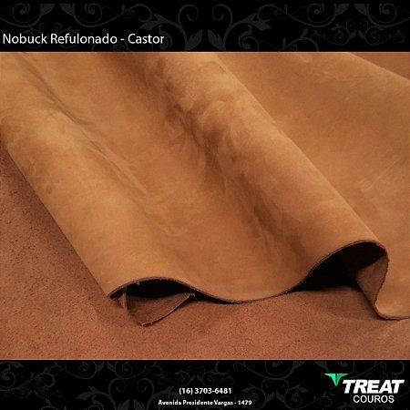 Nobuck Refuloado Castor