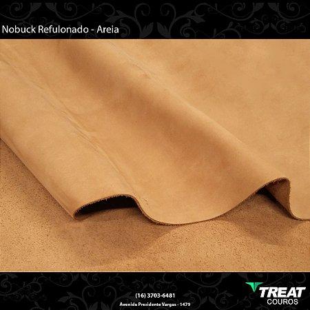 Nobuck Refulonado Areia