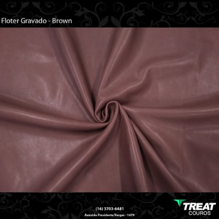 Floter Gravado Brown