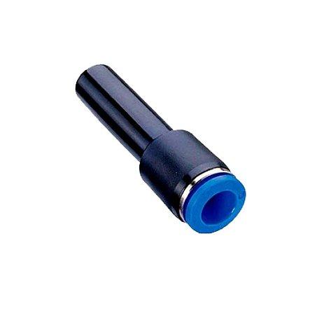 Tampão Longo Tubo Engate Rápido Pneumático de 4 à 16mm