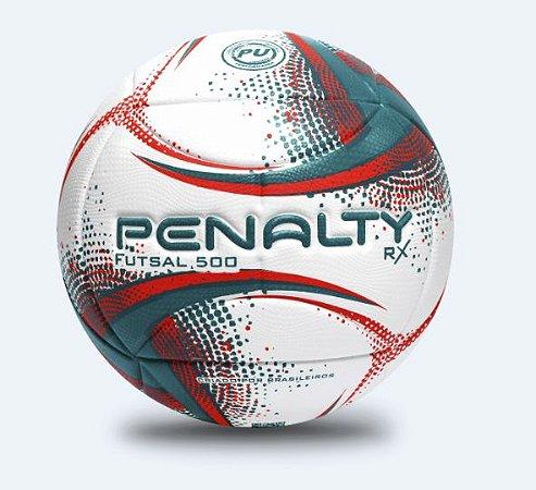 Bola Penalty Futsal RX 500 Xxi 521299-1920 BC/VD/VM
