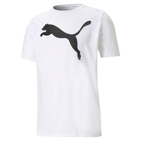 Camiseta Puma Active Big Logo Tee 521183-02