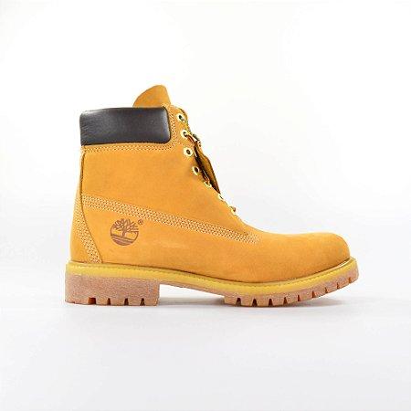 Bota Timberland Yellow Boot 6 Premium Waterproof 4003244-0121