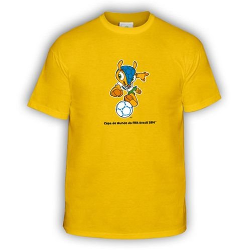 Camiseta Fifa Fuleco Copa 2014 14315-0k2