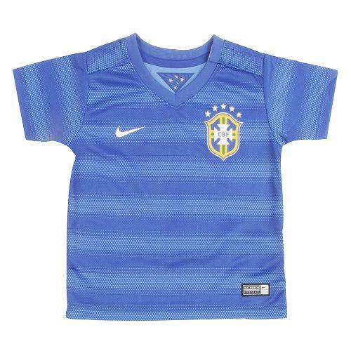 Camisa Nike Brasil Cbf Seleção II 589667-493