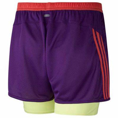 Shorts Adidas Response 2em1 D85478