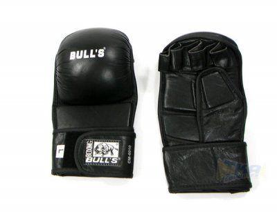 Luva Bulls Mma DE Couro CM-6010