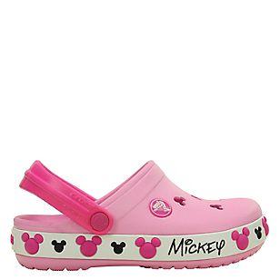 Sandália Crocs Crocband Mickey IV Clog 202690-6i2
