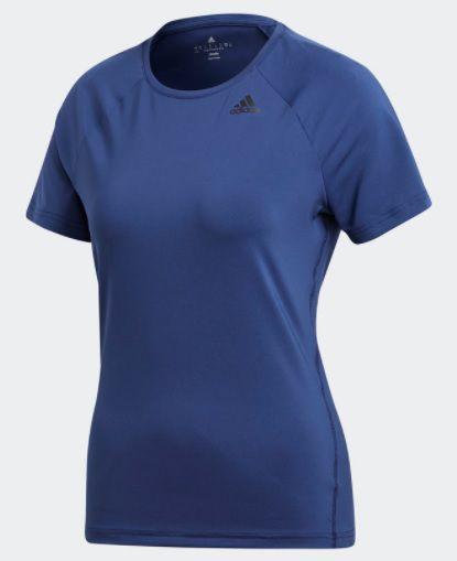 Camiseta Adidas D2m Solid Cf3931