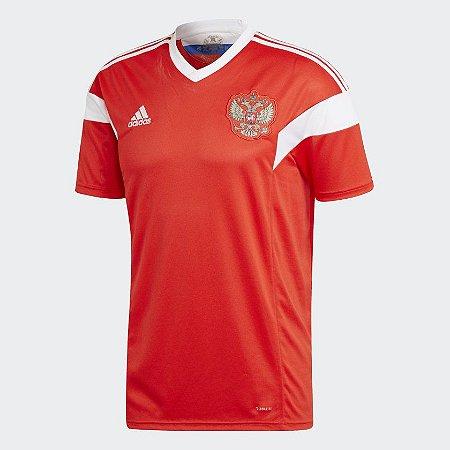 Camisa Adidas Russia I Br9055