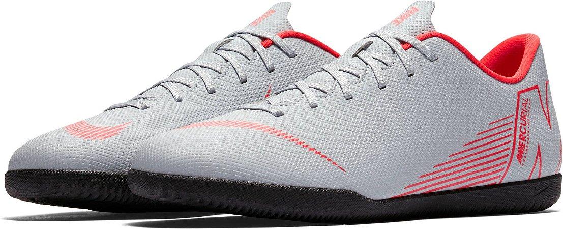 Chuteira Nike Mercurial Vaporx 12 Club IC Ah7385-060