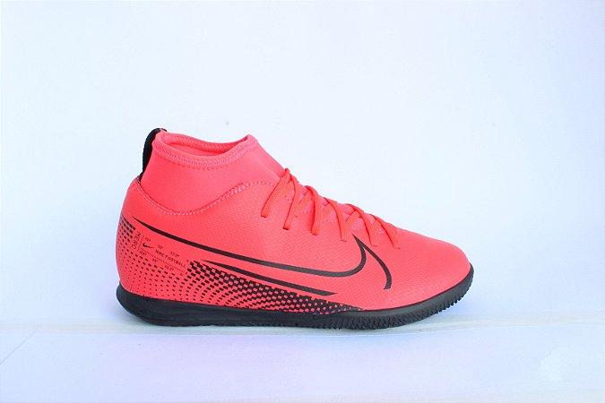 Chuteira Nike Mercurial JR Superfly 7 Club IC At8153-606